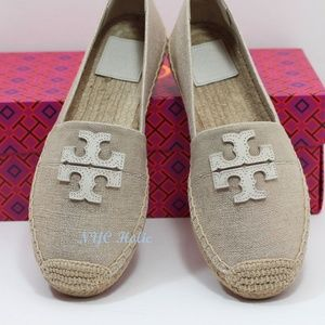 8b41e60db94 Tory Burch Shoes - Tory Burch Weston Flat Espadrille Natural Ivory